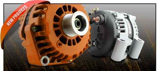 Mechman Alternators Product Photos