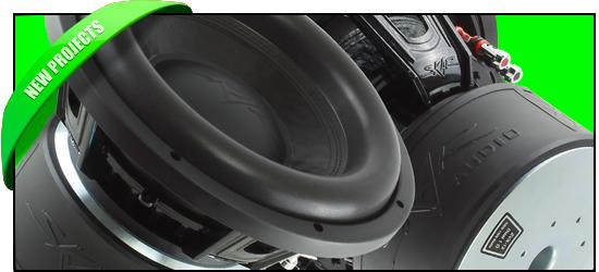 Skar Audio ZVX Series Subwofoers