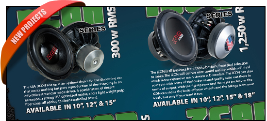 2012 SSA Brochures