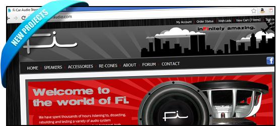 Fi Car Audio, Store Launch