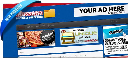 New Massena Business Directory