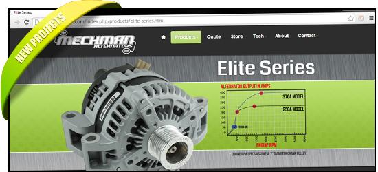 Mechman New Website & Store