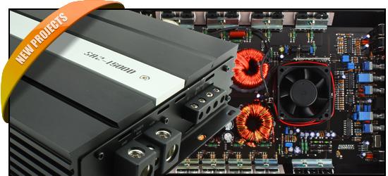 Sundown Audio SAZ-1500Dv3 & SAX-125.4