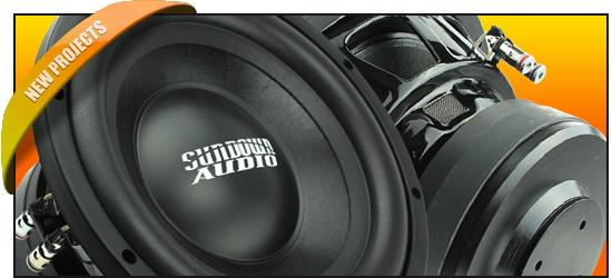 Sundown Audio Product Photos